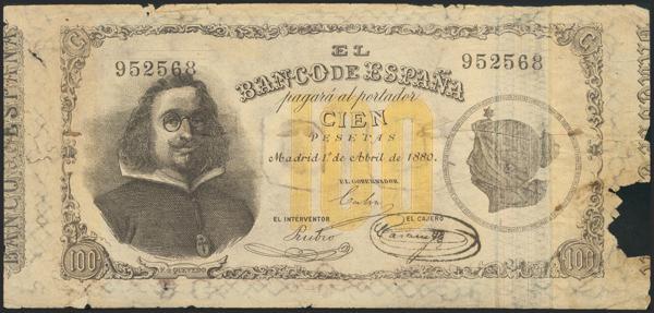 2008 - Billetes Españoles