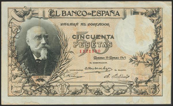 2010 - Billetes Españoles