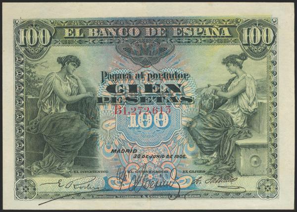2012 - Billetes Españoles