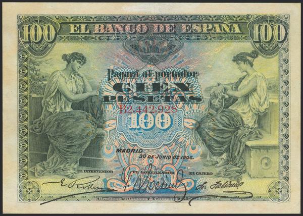2013 - Billetes Españoles