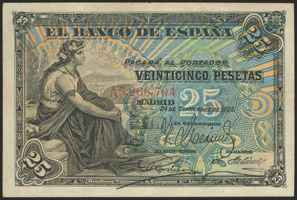 2015 - Billetes Españoles