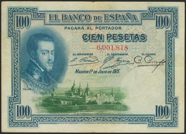 2021 - Billetes Españoles