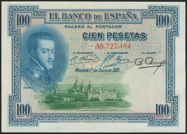2022 - Billetes Españoles