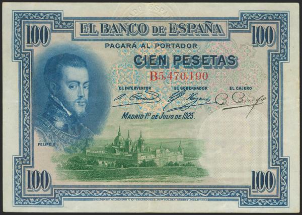 2026 - Billetes Españoles
