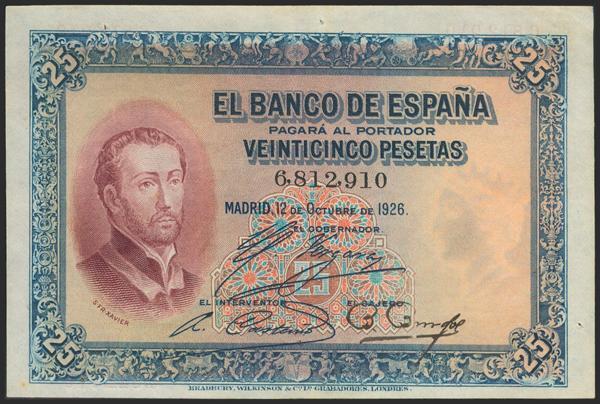 2030 - Billetes Españoles