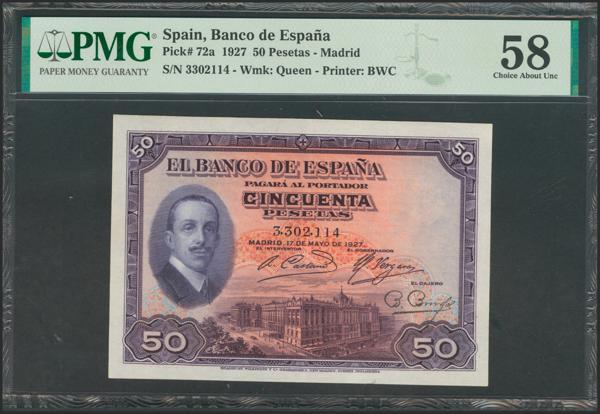 2034 - Billetes Españoles