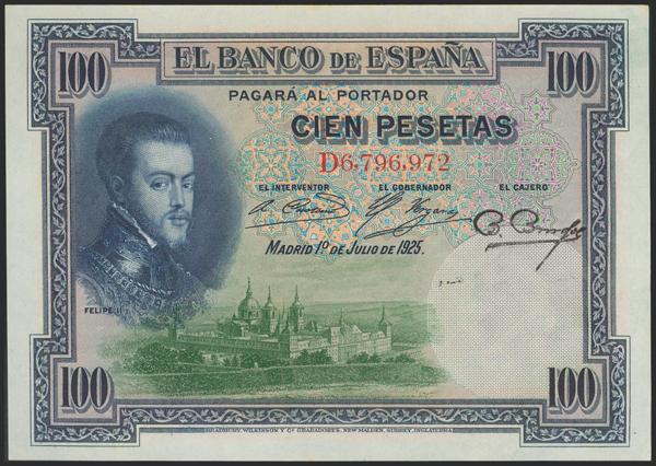2041 - Billetes Españoles