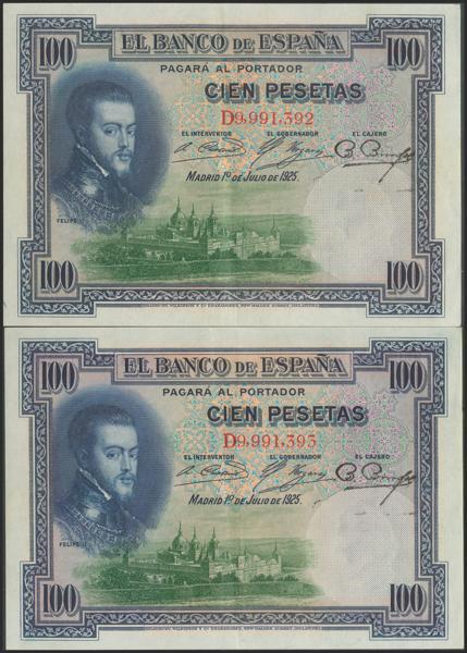 2042 - Billetes Españoles