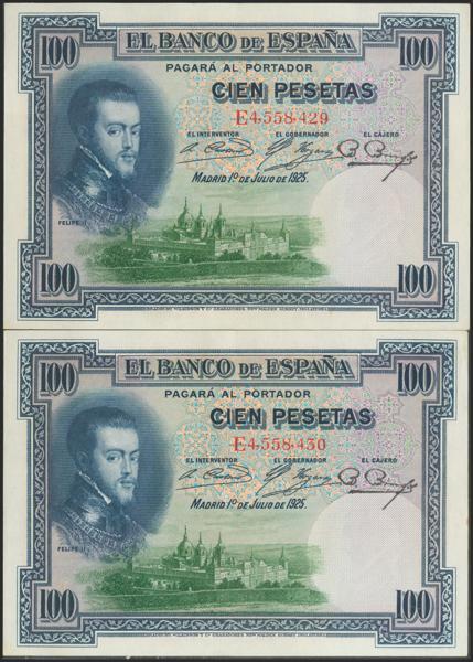 2044 - Billetes Españoles