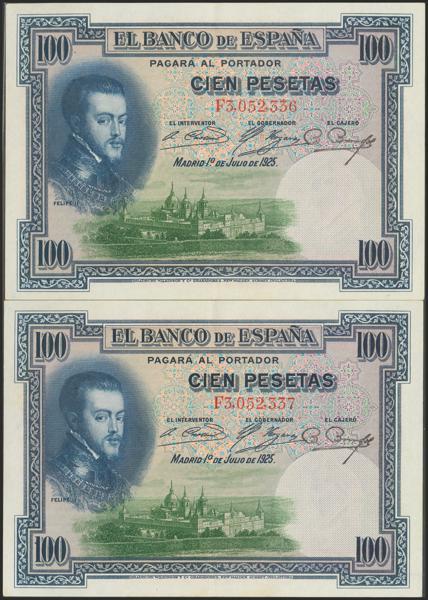 2046 - Billetes Españoles