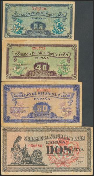 2151 - Billetes Españoles