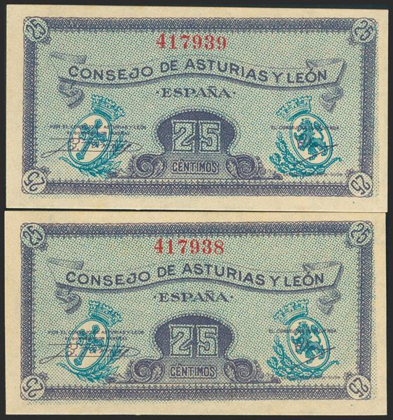 2153 - Billetes Españoles