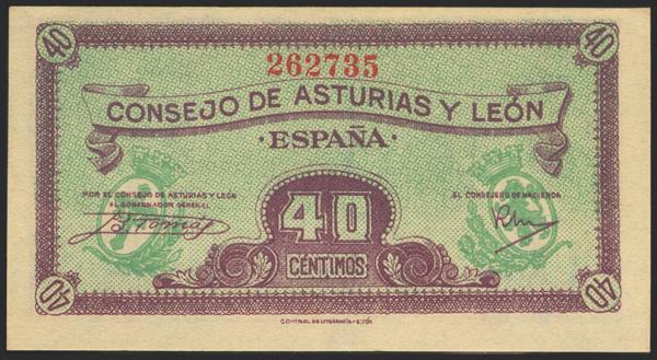 2154 - Billetes Españoles