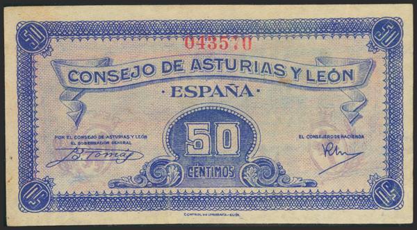 2155 - Billetes Españoles
