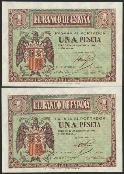 2192 - Billetes Españoles