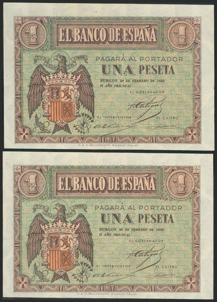 2199 - Billetes Españoles