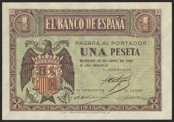 2200 - Billetes Españoles