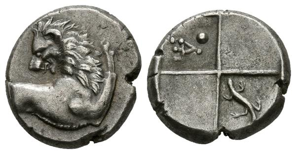 10 - Ancient Greek coins