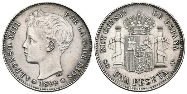 1177 - Centenario de la Peseta