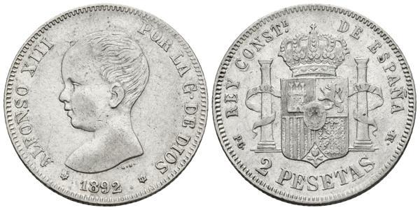 1184 - Centenario de la Peseta