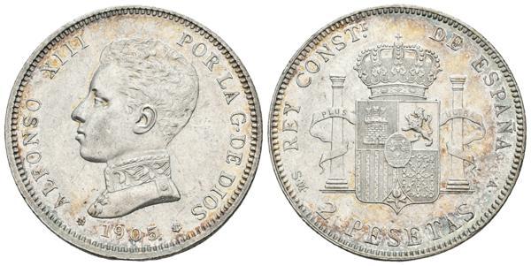 1186 - Centenario de la Peseta