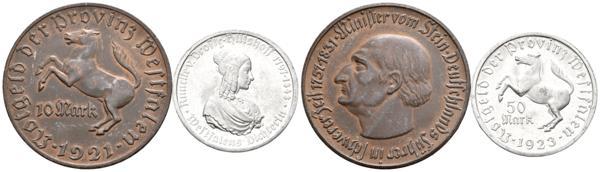 1257 - Monedas extranjeras