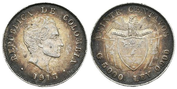 1287 - Monedas extranjeras