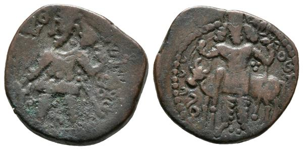 12 - Ancient Greek coins