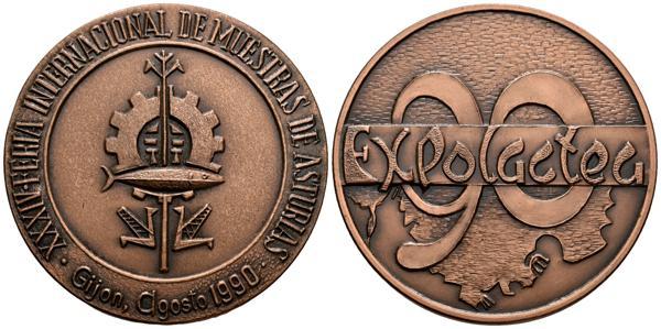 1419 - Medallas