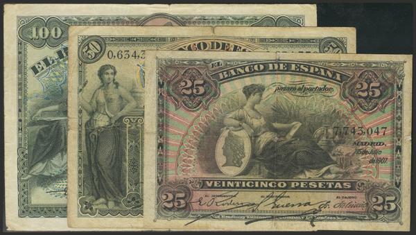 1429 - Billetes Españoles