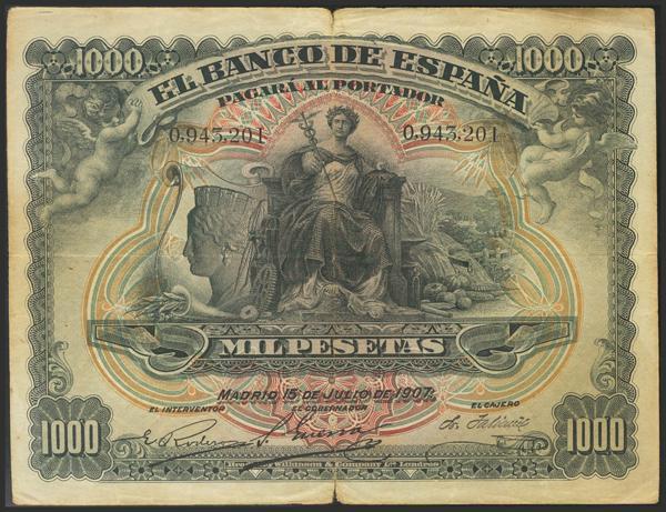 1430 - Billetes Españoles