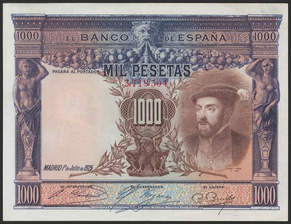 1432 - Billetes Españoles