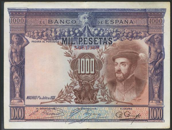1433 - Billetes Españoles