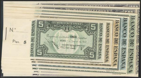 1439 - Billetes Españoles
