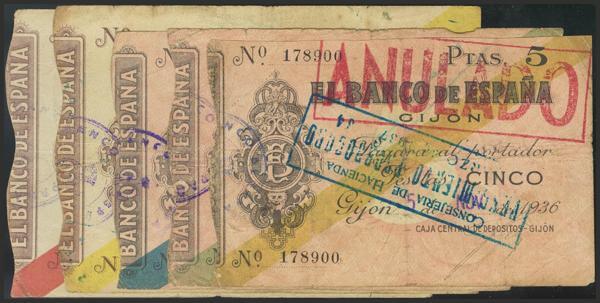 1440 - Billetes Españoles