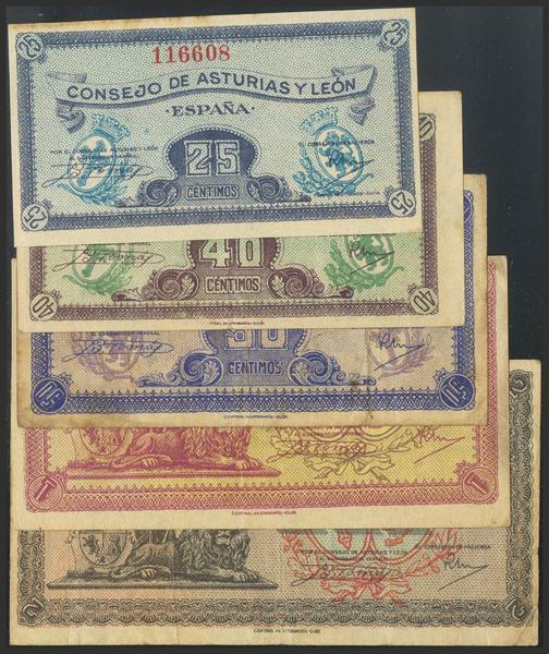 1441 - Billetes Españoles