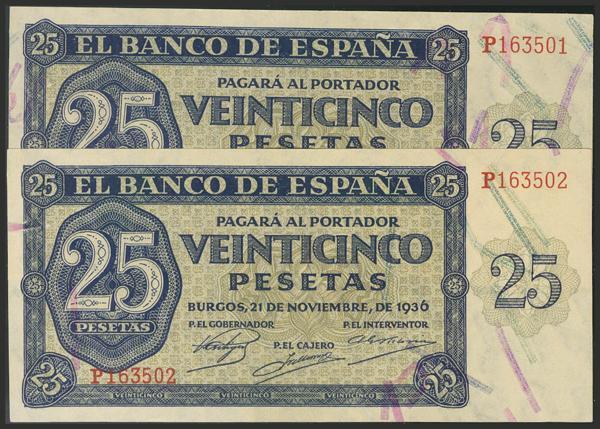 1446 - Billetes Españoles