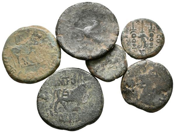 1518 - Lotes y Colecciones