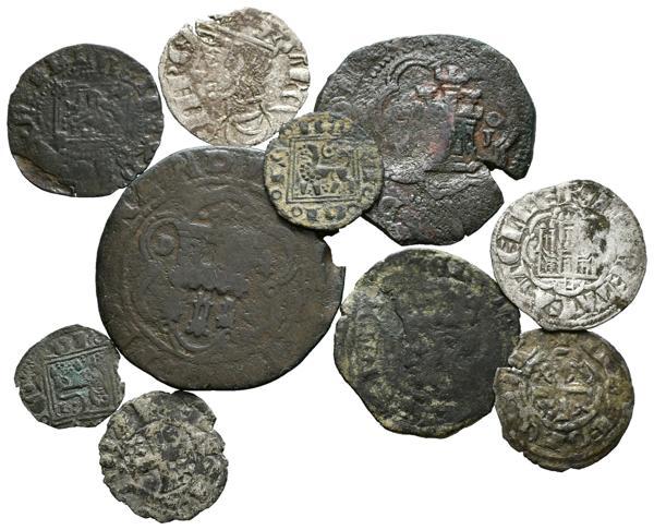 1554 - Lotes y Colecciones