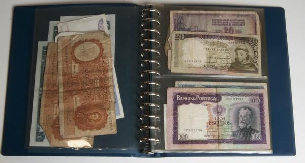 1725 - Billetes Extranjeros