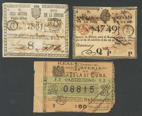 1731 - Lotes y Colecciones
