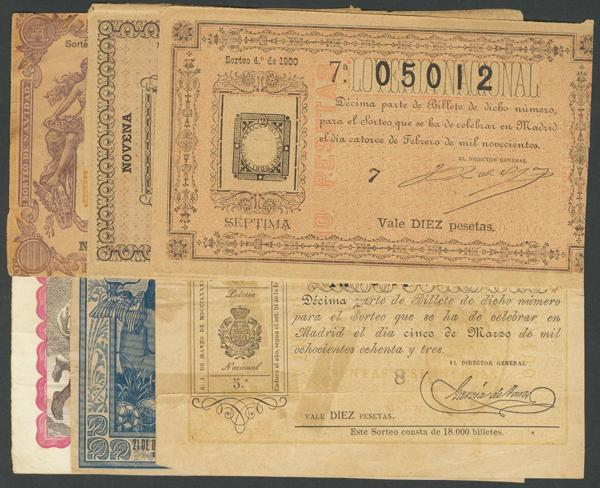 1732 - Lotes y Colecciones