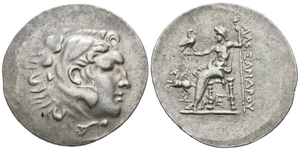 17 - Ancient Greek coins