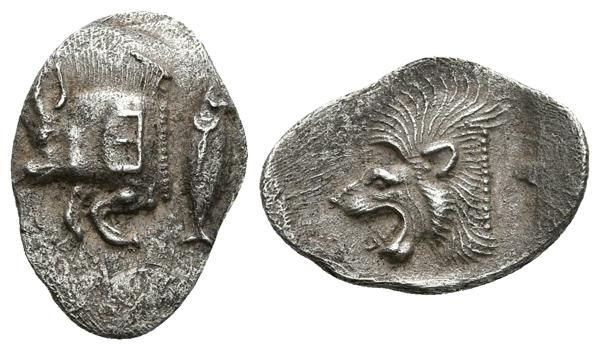 18 - Ancient Greek coins
