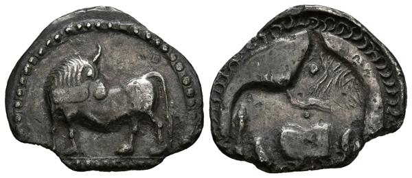 21 - Ancient Greek coins