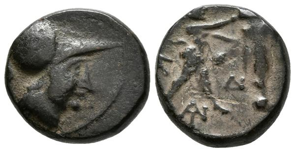 24 - Ancient Greek coins