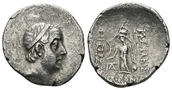 28 - Ancient Greek coins