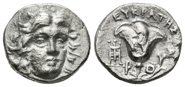 33 - Ancient Greek coins