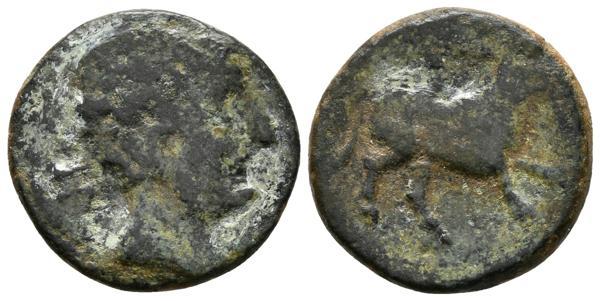41 - Celtiberian coins
