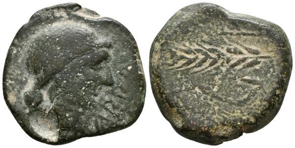 43 - Celtiberian coins